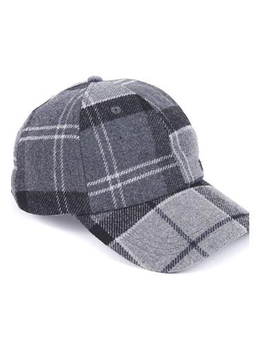 Barbour Şapka Gri